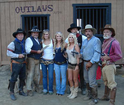 Outlaws and Jailbirds
