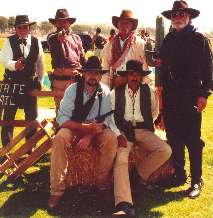 Santa Fe Trail Outlaws