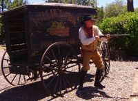 Highlight for Album:  Outlaw Gun Fighters at K.Q.Ranch - 2010