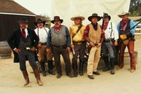 Highlight for Album: OUTLAWS IN OLD TOWN  2010