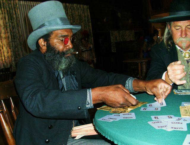 Deadwood Dick - Poker